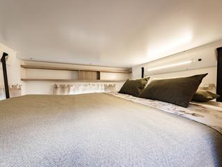 Tessoro 482 Rear Drop Down Bed