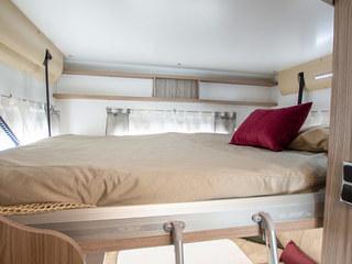 Tessoro 482 Drop Down Bed