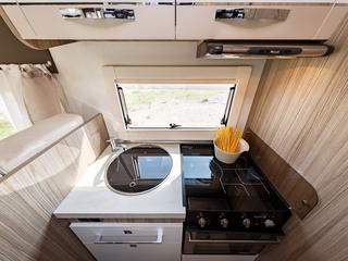Tessoro 483 Kitchen