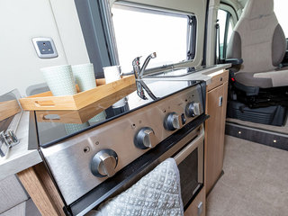 V-Line 540SE Oven and hob