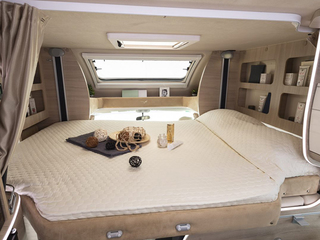 Drop Down Overcab Bed
