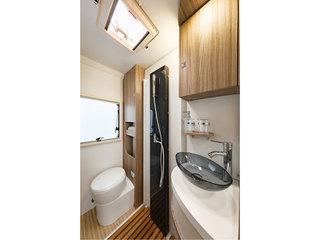 Mileo 231 Bathroom