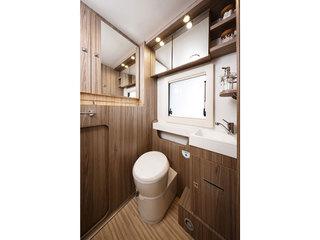 Tessoro 487 Washroom