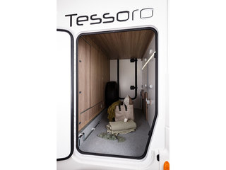 Tessoro 487 Garage