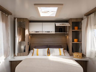 Tessoro 494 Bedroom Storage