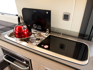 Benivan 120 Kitchen