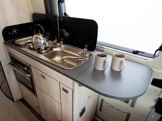Benivan 122 Kitchen