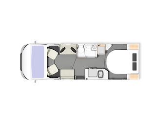 Majestic 150 Floorplan