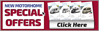 New Motorhome Special Offers