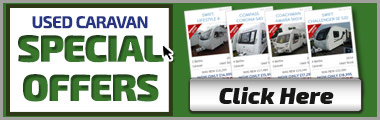 Used Caravan Special Offers