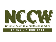 The National Camping and Caravanning Week Starts 28th May 2018