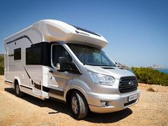 What does Caravan Times think of the Tessoro 483?