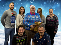 Christmas Jumper Day Results