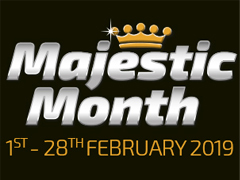 Majestic Month begins