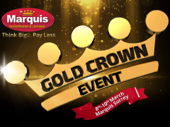 Gold Crown Event at Marquis Surrey!