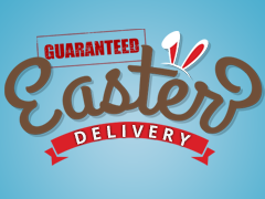 Order any new or used motorhome or caravan in stock by 10th April for Guaranteed Easter Delivery!