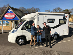 Perfect Pre-Loved Motorhome