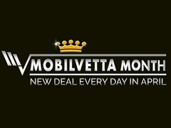 Make the Most of our Mobilvetta Month!