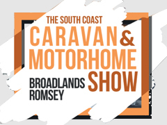 See us at the South Coast Caravan & Motorhome Show this Weekend!