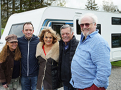 Vote For Celebrity 5 Go Caravanning!