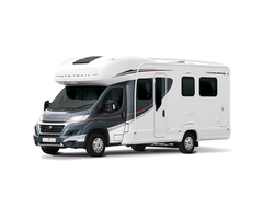 Great Open-Plan Motorhome
