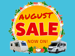 Our August Sale Continues!