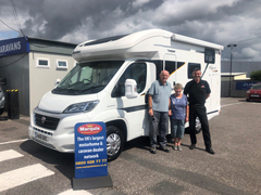 ''We have found the perfect motorhome''