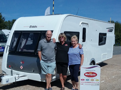 The Elddis Affinity Was The Perfect Pre-Loved Caravan