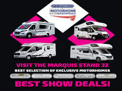 See us at The Motorhome Season Finale Lincoln
