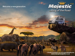 Majestic Range 2020 - Welcome to a new generation