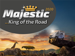 Don't miss the 2020 Majestic Range this October!