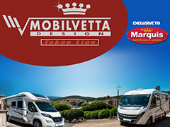Don't miss the 2020 Mobilvetta Range this October!
