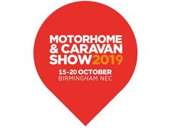 The NEC Motorhome & Caravan Show 2019 is in full swing!