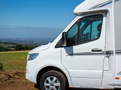 WHAT MOTORHOME REVIEWS THE AUTO-SLEEPER MERCEDES STANTON