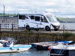 What Motorhome A-class Special - Mobilvetta K-Yacht 80 REVIEW