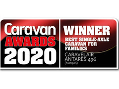 Caravelair wins another award!
