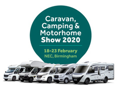 Find out more about our exclusive ranges on Day 2 of the Caravan, Camping and Motorhome Show!