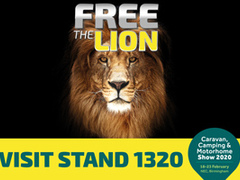 It's your chance to FREE THE LION this weekend!