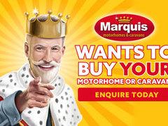 MARQUIS WANT TO BUY YOUR MOTORHOME OR CARAVAN!