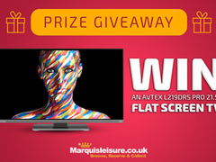 It's Competition Time! WIN an AVTEX TV!