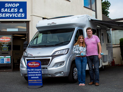 WINNERS: How does a motorhome holiday & £1000 cash sound?!