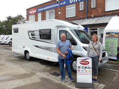 Swift upgrade to the king of motorhomes, the Majestic range!