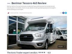 AUTOTRADER REVIEW THE BENIMAR TESSORO 463