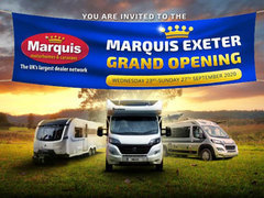 MARQUIS EXETER GRAND OPENING STARTS TODAY