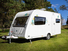 2021 Xplore & Compass Casita On Display at Marquis South Yorkshire