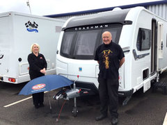 Another Coachman out on the road from Marquis!