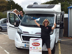 Escape to the sun: Motorhome Style!