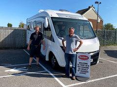 'Just Do It. Buy Your Dream Van!' Says Mr Pearce!