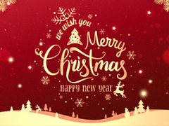 MERRY CHRISTMAS FROM ALL AT MARQUIS