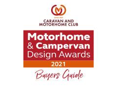 Star Ratings for our Benimar models in the Caravan & Motorhome Club Buyers Guide 2021